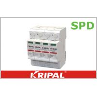 China SPD Surge Protection Unit Mini Circuit Breaker for D Grade Lightning Proof on sale