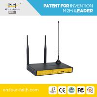 Buy cheap F3434S 3G advertisment router for wifi proximity marketing with TF Card 32GB from wholesalers