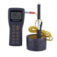 Buy cheap Portable Digital Leeb Hardness tester SHL-150, test for steel and metal, English display, logo customized from wholesalers