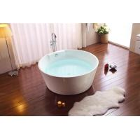 Buy cheap Acrylic free standing bathtubs in good quality from wholesalers