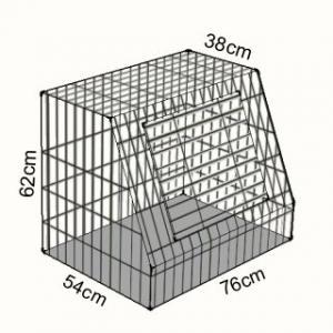 China Black dog cage,folding dog cage,metal dog cage on sale