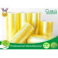 Buy cheap General Propose Clear Acrylic  Adhesive Bopp Tape 40mic Thickness 48mm Width 90Yard from wholesalers