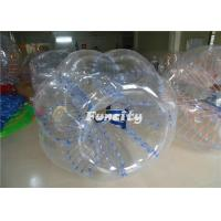 Buy cheap Inflatable 1.0mm TPU Water Bumperz Bubble Football For Soccer Event from wholesalers