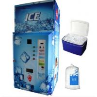Buy cheap Stand Alone Ice Machine Vending With Sealing Bag 2.2 cm X 2.2 cm X 2.2 cm Ice Cube from wholesalers