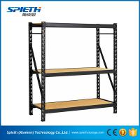 Buy cheap Heavy duty industrial storage rack steel mesh shelving from wholesalers