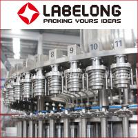 Buy cheap Apple / Orange / Mango Juice Bottling Plant In Filling Machines from wholesalers