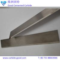 Buy cheap Wc cutter tungsten tungsten carbide knife in paper from Zhuzhou from wholesalers
