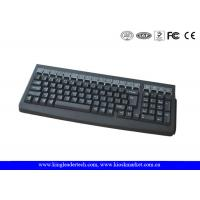 China Industrial Numeric Keyboard With Integrated Magnetic Card Reader on sale