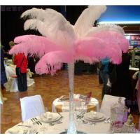 """Buy cheap 12-14"""" WHITE Ostrich Plumes,Wedding Centerpieces,Table Centerpieces product"""