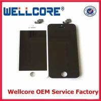 Buy cheap 4.3 Inch iPhone LCD Screen Replacement Custom-made For iPhone 5 / 5c / 5s from wholesalers