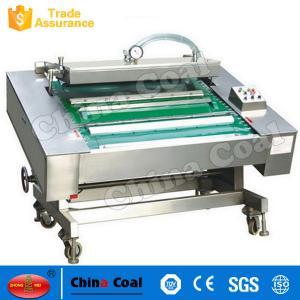 China New Vacuum Packaging Machine For Sale DZ1000C Continuous Vacuum Packaging machine on sale