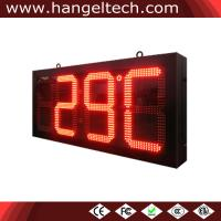Buy cheap 16 Inches Digit Outdoor Waterproof LED Digital Timer Display from wholesalers