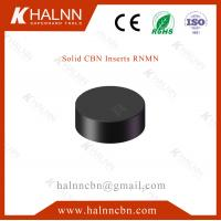 Buy cheap RNGN1207 Halnn Solid CBN Inserts Machining  Brake Disc from wholesalers