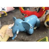 Buy cheap City Center Square Self Propelled Scooter Animals , Rent Stuffed Animals Toy from wholesalers