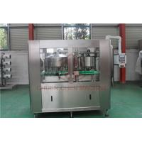 Buy cheap Juice Bottle Beverage Can Filling Machine With Shrink Wrap Packaging Machine from wholesalers