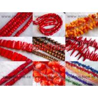 Buy cheap Natural Red Coral Beads Wholesale--istone Jewelry & Craft Co., Ltd from wholesalers