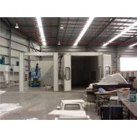 Buy cheap High Efficiency Filter  Industrial Spray Booths 50000m3/h ISO 9001 from wholesalers