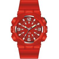 Buy cheap 100M Water Resistant Mens Analog Watch / Japan Movt Analog Wristwatch from wholesalers