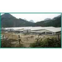 Buy cheap prefabricated light steel frames structural workshop from wholesalers