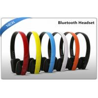 Buy cheap Sports Wireless Bluetooth Headset , Colorful telephone bluetooth headset from wholesalers