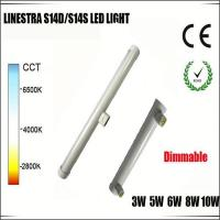 Buy cheap 3W LED version of HaMi Linestra 35W S14s 300mm opal oval peg (2 base) from wholesalers