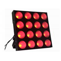 Buy cheap Promotional 16pcs x 30W Led wash Blinder Matrix Disco stage Light For Stage Wedding from wholesalers