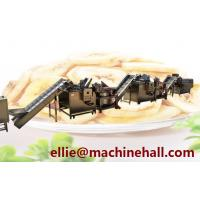 Buy cheap Plantain Chips Making Machine For Sale|Banana Chips Production Line For Sale from wholesalers