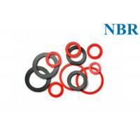 Buy cheap Hydraulic Fuel Resistant O Ring Buna Strong Cohesive Force Carton Outside Packaging from wholesalers