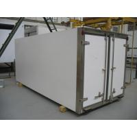 Buy cheap 2450mm Koegel FRP+PU+FRP composite Insuated and Refrigerated kits and Box from wholesalers