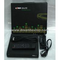 Buy cheap Dreambox satellite receiver Azbox Ultra HD from wholesalers