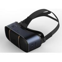 Panoramic 3D Virtual Reality Glasses Helmet , Virtual Reality Smartphone Headset