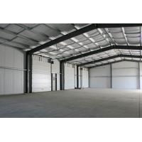 Buy cheap Q235 / Q345 Industrial Steel Buildings Contract With Mature Checking System from wholesalers