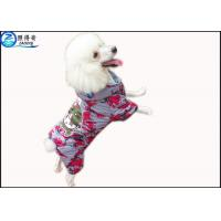 Buy cheap Unique Dog Clothes Custom Design  / Fashion Dog Clothing Colorful Pets Products from wholesalers