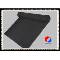 Buy cheap 5MM - 12MM High Temperature Felt , Carbon Felt For Polycrystalline Ingot Furnace from wholesalers