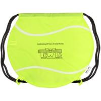 Buy cheap Promotional Tennis Ball Drawstring Backpack - 17w x 14.5h from wholesalers