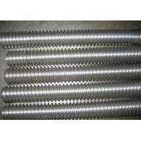 Buy cheap Long Metric High Strength All Thread Rod Carbon Steel Material M4 / M5 / M8 / M10 from wholesalers