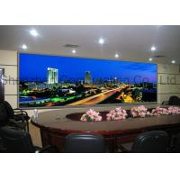 Buy cheap High Definition SMD Customized Size P2.5 Indoor LED Video Walls Full Color Electronic Digital Billboard Front Service from wholesalers