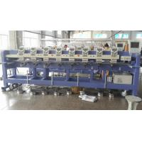 Buy cheap Touchscreen / LCD Display Cap Embroidery Machine Easy Operattion from wholesalers