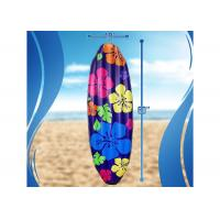 Buy cheap Customized Summer Surfboard Inflatable Pool Floats / Swimming Pool Loungers from wholesalers