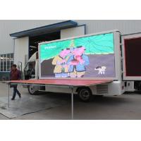 Buy cheap P8 Programmable Full Color Mobile LED Billboard  For Business Promotions from wholesalers