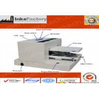 Buy cheap 6 Colors A3 Flatbed Printer for T-Shirt/iPhone Cover/Metal/Ceramic/Glass/Signs from wholesalers