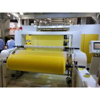 Buy cheap S SS SMS Spunbond Nonwoven Fabric Making Machine , Non Woven Machinery, Only Need 7 Days To Install Machine In Customer from wholesalers
