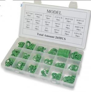 Buy cheap Customized Rubber Sealing O-rings Kit Storage Box product