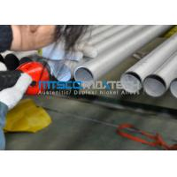 Buy cheap 100% PMI Test ASTM A249 / ASME SA249 Stainless Steel Tube For Fuild / Oil Industry from wholesalers