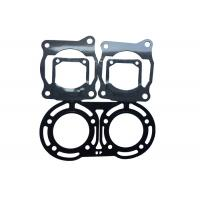 Buy cheap High - Emission Motorcycle Engine Gaskets Customized With Black Rubber Pad from wholesalers