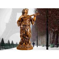 Buy cheap Ancient Vivid Human Garden Scale Resin Figure Models Hand - Made Art Display from wholesalers