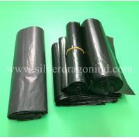 Buy cheap Eco-friendly, Heavy Duty Extremly thickness ,Recyclable Degradable HDPE/LDPE Plastic Trash /Garbage  Bag, High Quality from wholesalers