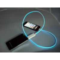 Buy cheap EL visible flashing cable(for Samsung,HTC,Motorala,LG etc) from wholesalers
