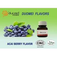 Food Beverage Ice Cream Grade Synthetic Flavours Real Natural Acai Berry