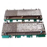 Buy cheap Precision progressive dies for carbon steel, used in  electronics device of Japanese cars from wholesalers